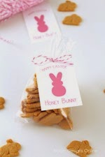 Bloom Designs - Happy Easter Hunny Bunny Free Printable