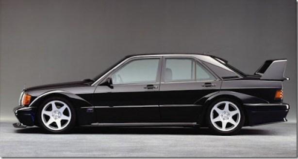 Mercedes Benz 190 VXIII