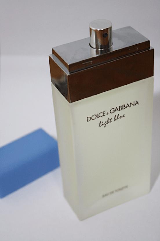 perfurme dolce gabbana light blue #2