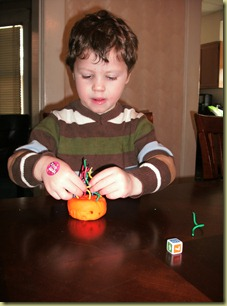 candle counting