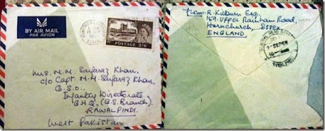 robin letter colllage