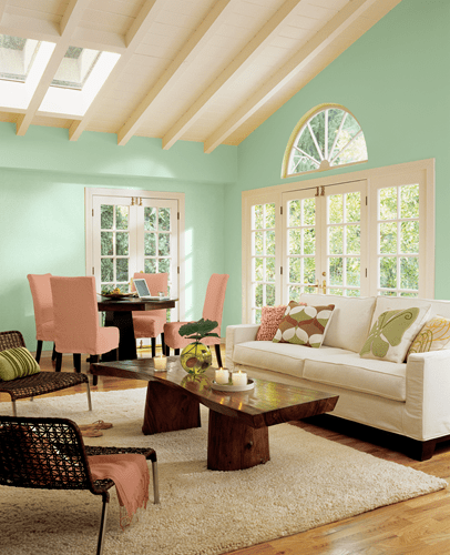 Aloe SW6464 - Sherwin Williams color of the year