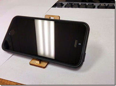 Smartphone-stand-portable