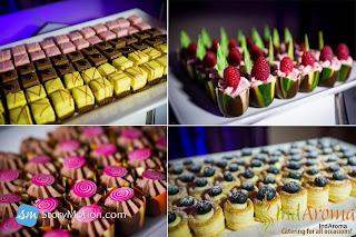 Desserts Petit Fours