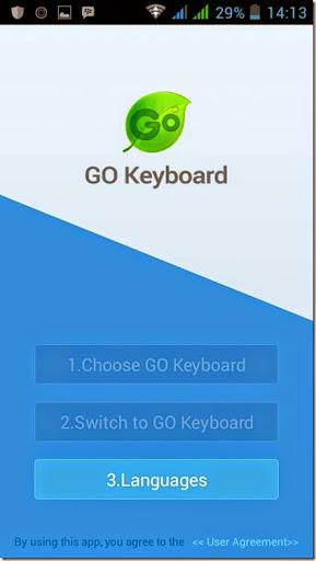 aplikasi go keyboard cantik di hp android
