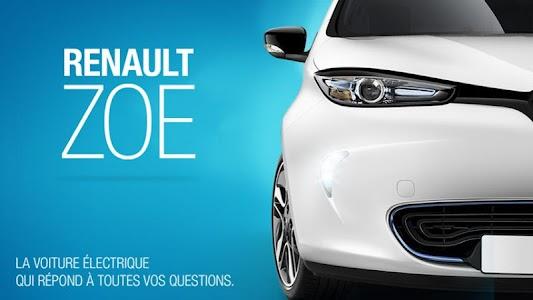 Renault ZOE für DE screenshot 0