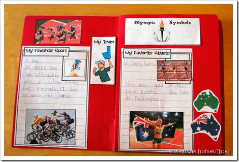 Olympic Lapbook