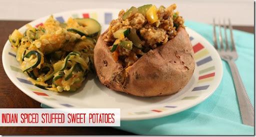 Stuffed Potatoes