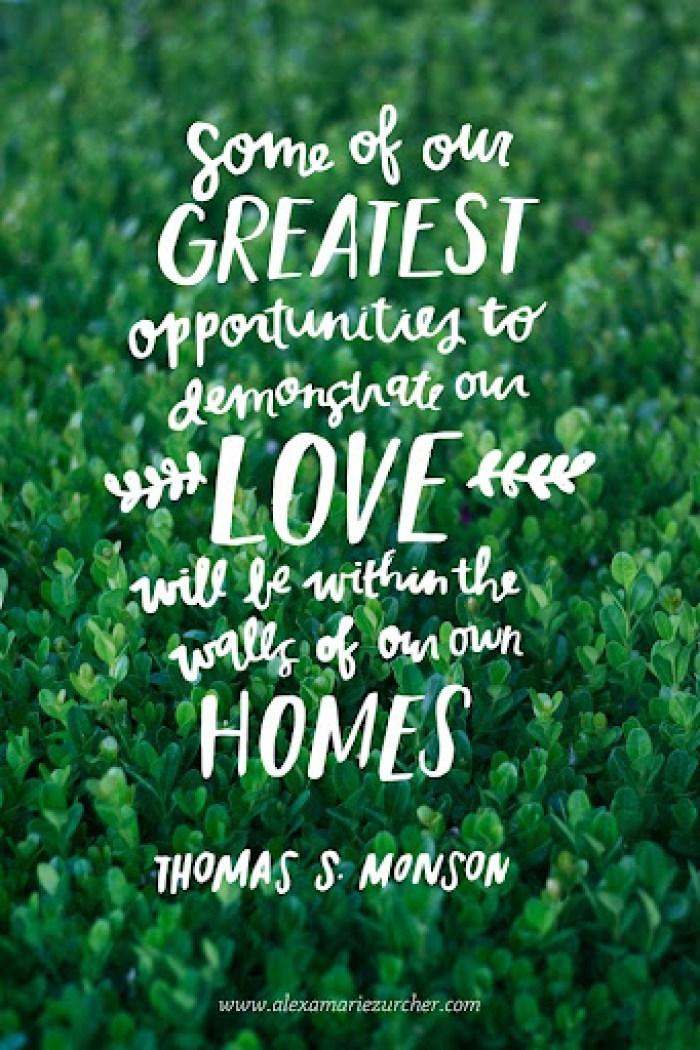 Thomas S Monson Quote