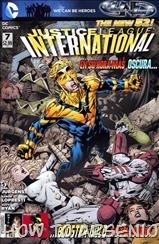 P00112 - Justice League Internatio