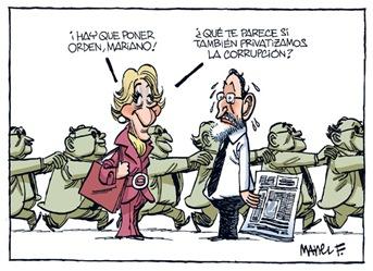 Aguirre corrupción