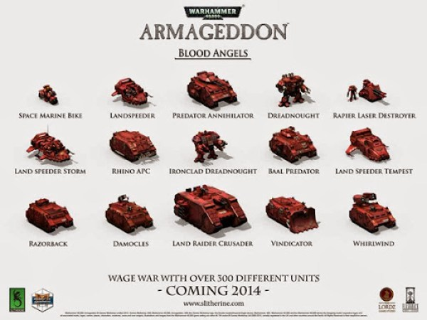 WH40K Armageddon