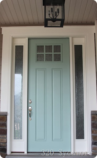 Curb Appeal {Front Door Inspiration + Paint Colors} | Favorite ...