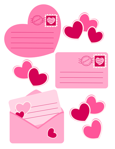 lovenotes etiquetas