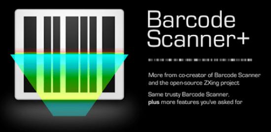 تطبيق مسح الباركود للأندرويد Barcode Scanner