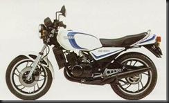 Yamaha RD350  80