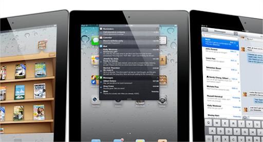 Las mejores tecnologías del 2011: iPad
