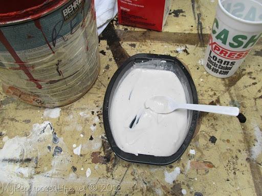 DIY- Chalk- Paint