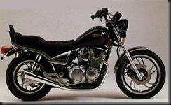 Yamaha XJ750J Maxim 82