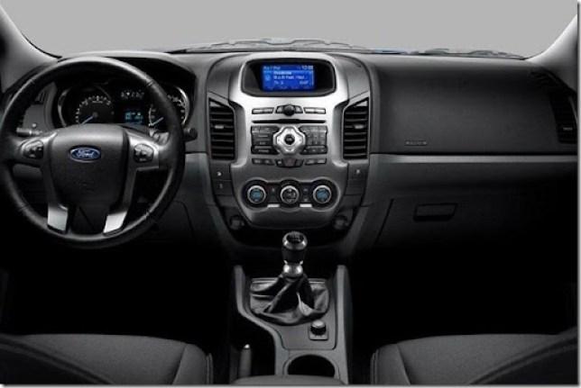 Nova Ford Ranger 2013 XL, XLS, XLT, Limited (11)