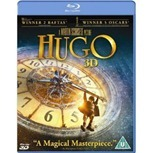 Blu-Ray DVD - Hugo