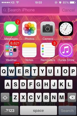 ClassicKeys Cydia Tweak Adds iOS 6 Keyboard To iOS 8 (1)