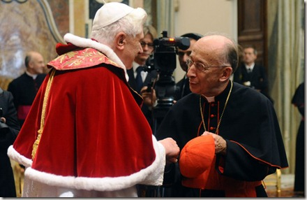 Pope Receives Christmas Greetings Roman Curia WU_pzH7pKJRl