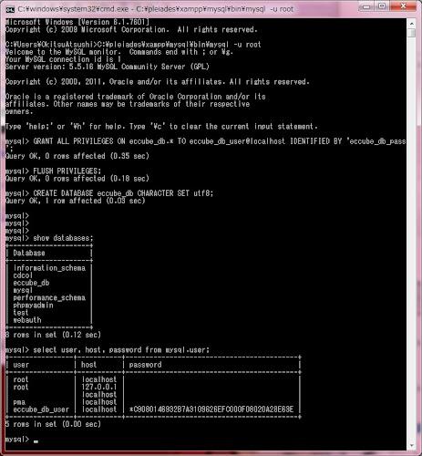 Cwindowssystem32cmd.exe - Cpleiadesxamppmysqlbinmysql  -u root 20120407 91104.jpg