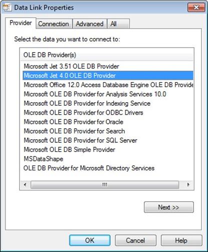 06 - Data Link Properties 2