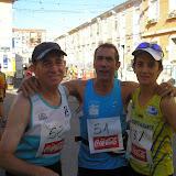 7º CROSS SUBIDA AL REFUGIO - Carrera y Marcha Fiestas de la Dulzura - Ibi (6-Julio-2008)