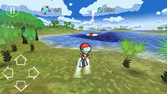 Bermuda Dash screenshot 11