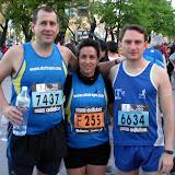 XXXIII Maratón de Madrid (25-Abril-2010)