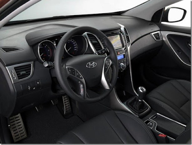 Hyundai has unveiled its next-generation i30 at the 2011 Frankfurt International Motor Show (IAA).
