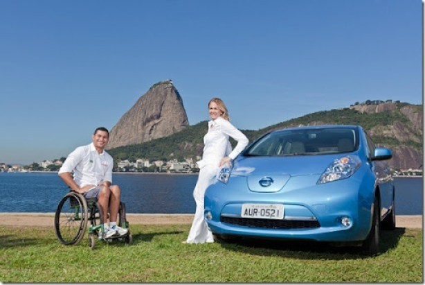 Nissan - Atletas no Rio - 02/07/2012