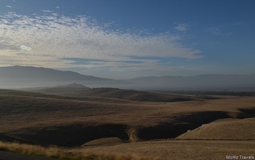 I never tire of this view from Highway 58 toward the Grapevine