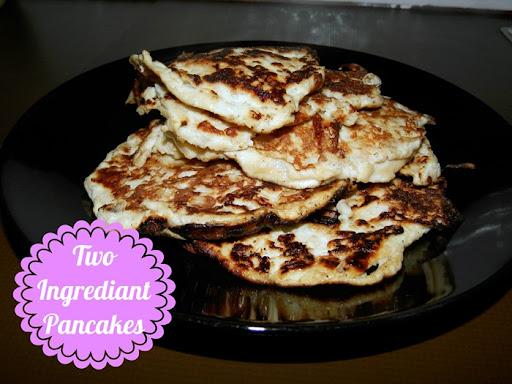 2 ingrediant pancakes 8