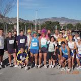 XXIV Media Maratón de la uva de mesa - Aspe (21-Diciembre-2008)