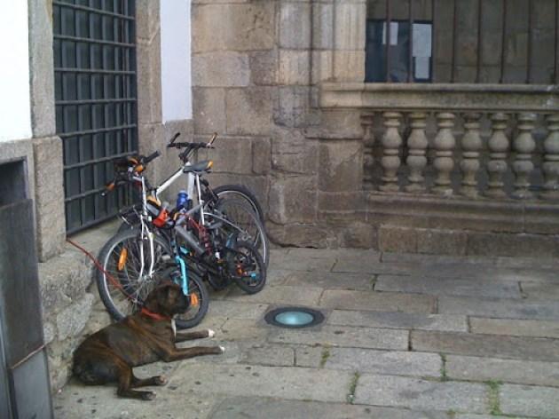 Estacionamento bici 003