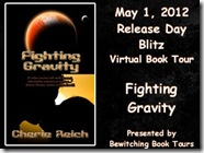 Fighting gravity button