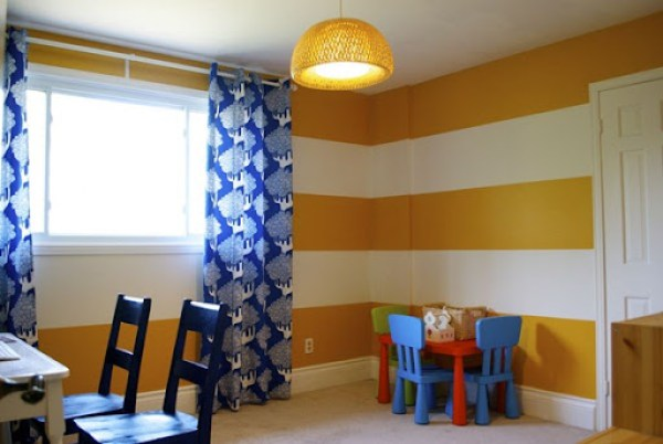 Apricot Brandy by CIL Paints - yellow paint color