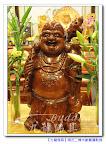 【鎮店及居家木雕之寶】兩尺二樟木雕刻彌勒佛~歡喜佛帶來好歡喜~台北板橋九龍佛具