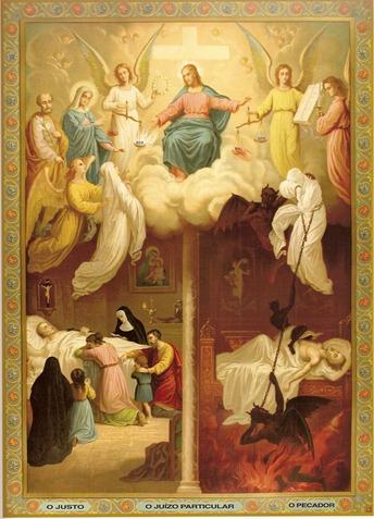 Morte do justo e do pecador