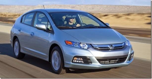 2012 Honda Insight EX with Navigation