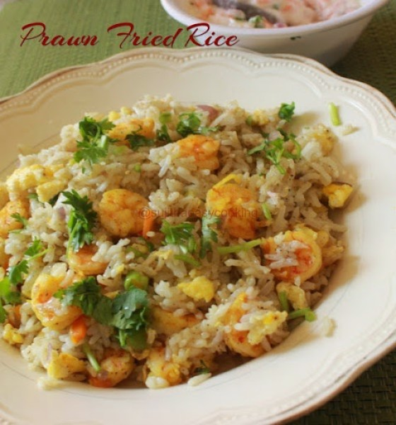 Prawn Fried Rice1