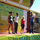 VI Maratón Internacional de Zaragoza (30-Septiembre-2012)