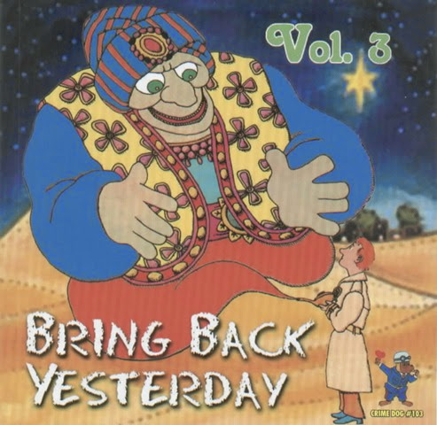 Bring Back Yesterday Vol 3 Front