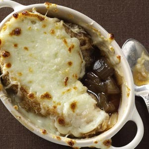 Slow Cooker French Onion Soup from Taste of Home
