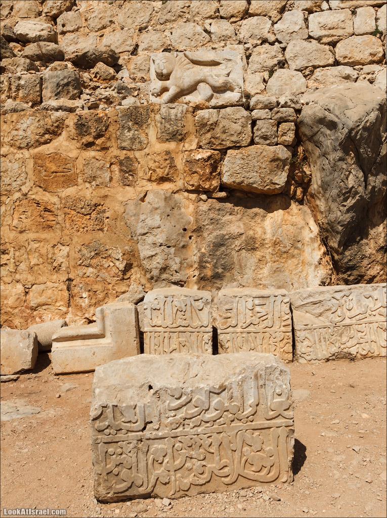 LookAtIsrael.com: Фото-блог о путешествиях по Израилю. Тель Авив, Иерусалим, Хайфа Лев - символ крепости
