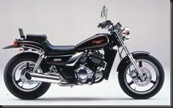 Kawasaki Eliminator 250 87