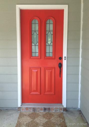 Red Door Moore Benjamin